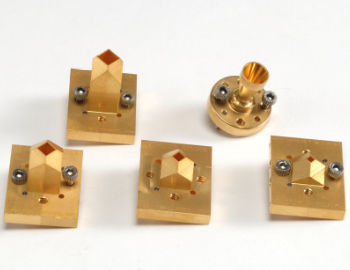 Straight Waveguides, Tapers, Horn Antenna, Directional Couplers